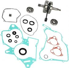 Wiseco Suzuki RMZ 450 05-07 Crankshaft Assembly Main Bearings & Gasket Kit
